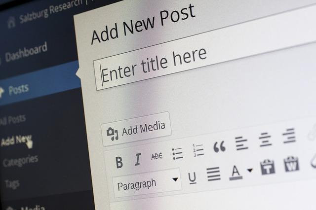 Cum poate aduce bloggingul faima si succes?