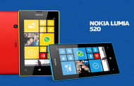 Nokia Lumia 520 – design