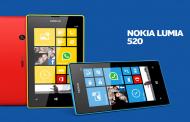 Nokia Lumia 520 – design