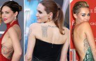 Cum se poate completa tatuajul cu rochia de seara?