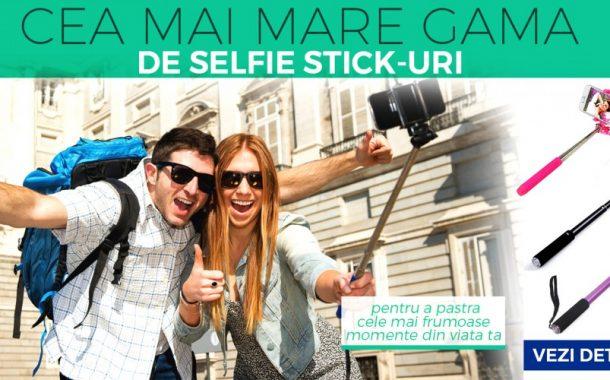 Cum alegeti un selfie stick?