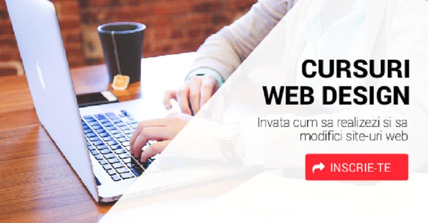 Ce trebuie sa invat pentru a fi web designer?