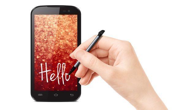 De ce sa avem touchscreen-uri pentru telefoanele mobile?