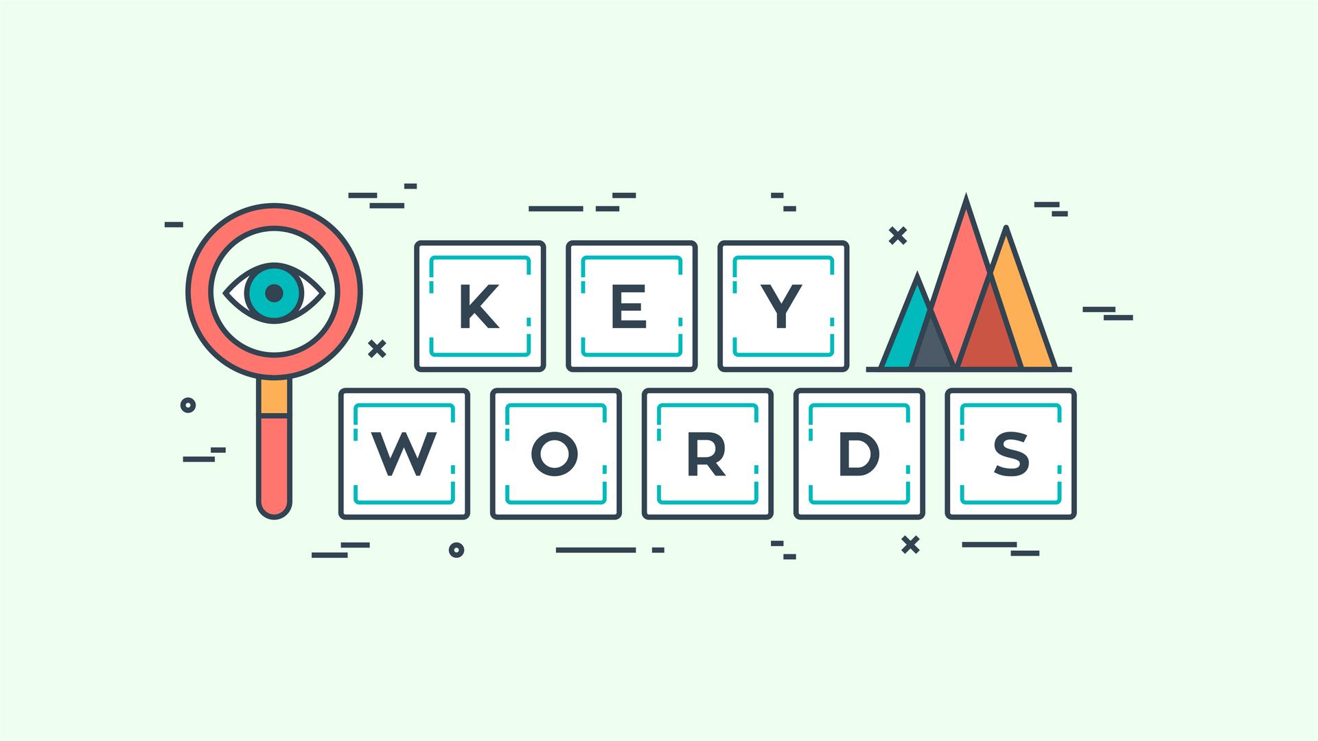 Cum sa utilizati cuvintele cheie in cadrul strategiei de marketing?
