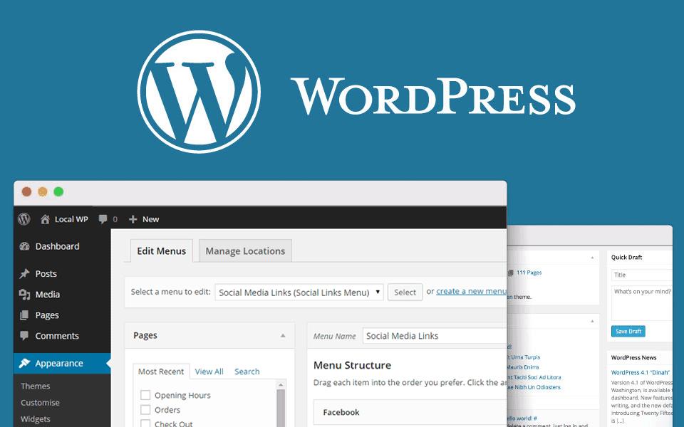 De ce cele mai mari site-uri sunt facute in Wordpress?