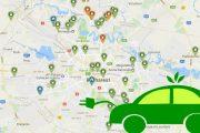 Amplasarea noilor statii de incarcare vehicule electrice
