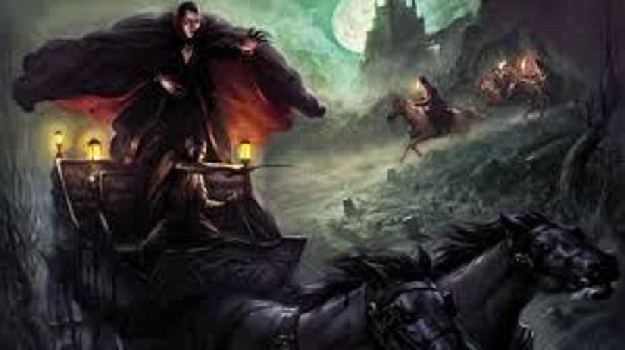 Cine sunt monstrii literaturii fanteziste si de groaza?